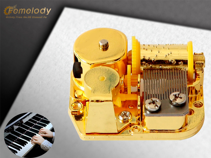 Custom CANON IN D 18 Note Music Tune Classical Melody Music Box