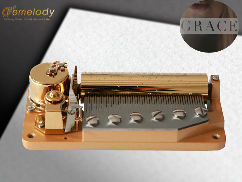 New developed deluxe 50 note music movement you don't own me