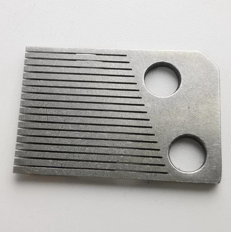Replacement comb of standard 18 note music movement mechanism