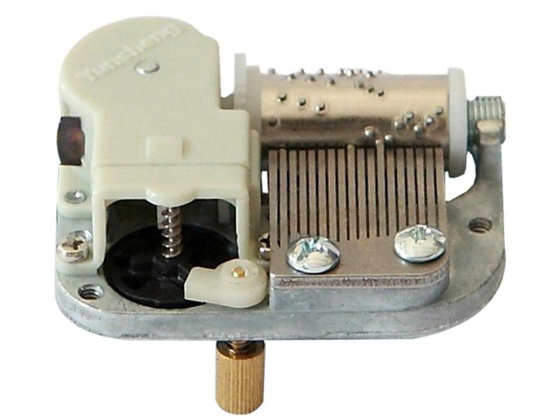 Rotary Switch Music Box